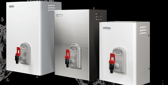 wall-mounted water boiler