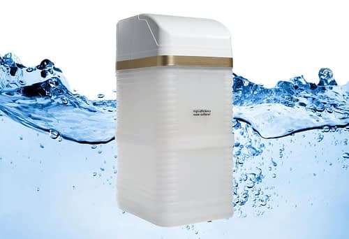 H-2000 water softener system