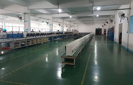 Water Cooler production line