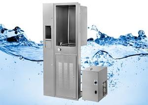 Recessed Water Cooler