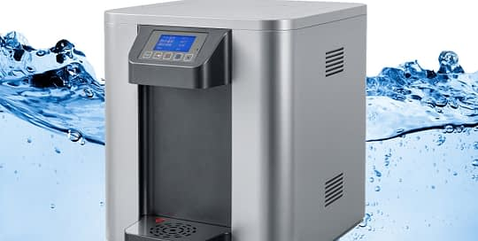 NT-01 Water Cooler Silver Color
